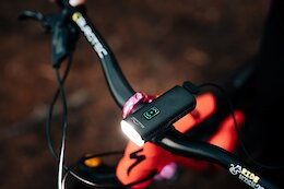 The Magicshine Ray 2600 is a Bike Light with a Remote