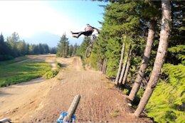 Video: Reece Wallace Flies to Whistler For a Ride
