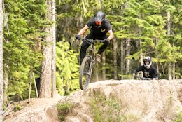 Video: Party Laps on Fresh Rigs with the GT Whistler Crew
