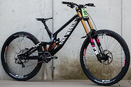 Canyon's Custom World Champs Bikes Support World Bicycle Relief