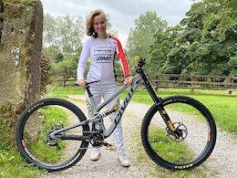 Podcast: UK National Champion KJ Sharp Talks About Her First Downhill Season