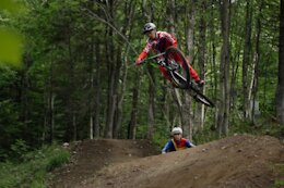 Video: Talented Young Riders Take on Quebec City's Trails with Style