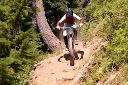 Video: Ella Erickson Shreds her Home Trails Ahead of World Champs
