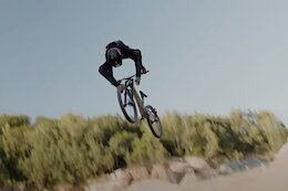 Video: Elias Ruso Lands World's First Downhill Bike Frontflip Heel Clicker
