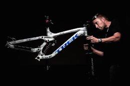 Video: Building Reece Wilson's 2021 World Champs Bike