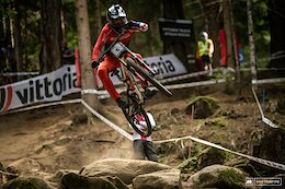 Qualifying Analysis - Val di Sole DH World Championships 2021