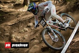Video: Raw Downhill Practice from the Val Di Sole World Championships