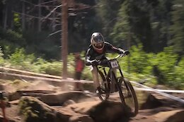 Video: Raw Trackside Footage from the Vanzacs at the Val di Sole DH World Championships 2021