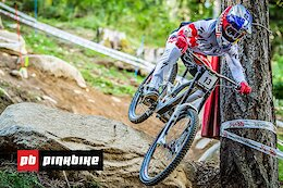 Video: Who's Looking Fast at the Val di Sole World Champs 2021? - Up to Speed with Ben Cathro