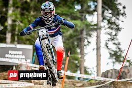 Video: Breaking Down The DH World Champs Track At Val di Sole - Inside The Tape with Ben Cathro