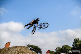 Photo Epic: DirtWars Dirt Jump Competition at The Malverns Classic