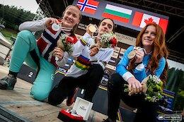 Getting to Know: Junior World Champs Bronze Medallist Gracey Hemstreet