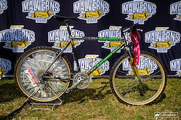 Now THAT Was a Bike: John Tomac's Raleigh Signature