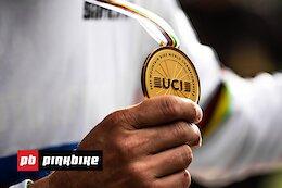 Video: The Elite Men's DH World Champ Explains His Winning Run