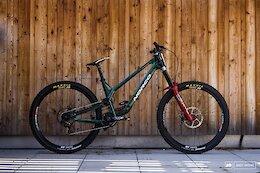 Bike Check: Sam Blenkinsop's Norco DH Prototype