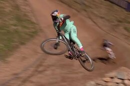 Video: Raw Trackside Footage from the Vanzacs at the Lenzerheide World Cup DH 2021