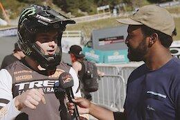 Video: Eliot Jackson Breaks Down the Lenzerheide World Cup DH Track