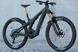Scott Releases 160mm Patron eMTB with an Integrated Shock