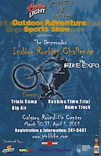 Outdoor Adventure Sports Show