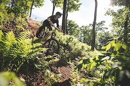 Video: Cruising Down Rocky Trails at Sentiers du Moulin in Quebec