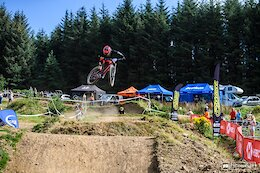 Video & Race Report: British 4X Series Final Rounds from Afan Forest