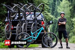 Field Test: 5 Enduro Bikes (and 1 eMTB) Face the Efficiency Test