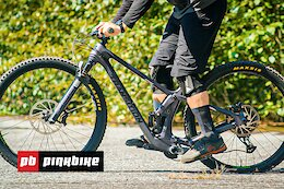 Field Test: Enduro and eMTBs Get Hucked to Flat in Ultra Slow Motion