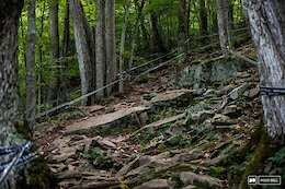 Track Walk Photo Epic: Snowshoe World Cup DH 2021