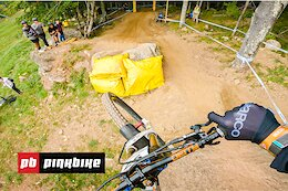 Video: Ben Cathro's Snowshoe World Cup DH Course Preview