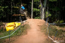 Video: Danny Hart Previews the Snowshoe World Cup DH Course
