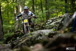Thibaut Daprela Out of Snowshoe World Cup DH & Overall Series Title After Qualifying Crash (Updated)