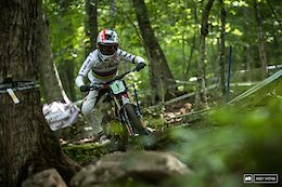 Qualifying Photo Epic - Snowshoe World Cup DH Race 1 2021