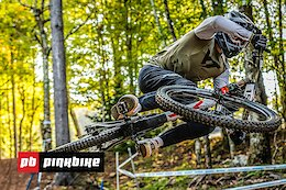 Video: Breaking Down The Snowshoe World Cup DH Course with Ben Cathro - Inside The Tape