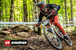 Video: Ben Cathro's First World Cup DH Race Final In 8 Years