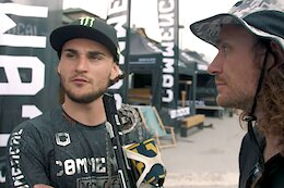 Video: Wyn TV Finals - Snowshoe DH World Cup #1 2021
