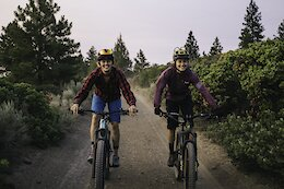 """Video: Ripping Trails & Reflecting on Community with Robin Vieira & Sarah """"Eddie"""" Edwards"""