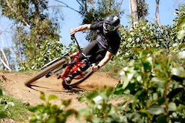 Video: Charging Hard on Dusty Trails in Adelaide