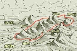 Video & Photo Story: Tito Tomasi Rides Around Mont Blanc