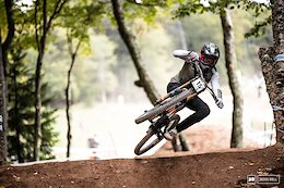 Qualifying Photo Epic: Snowshoe World Cup DH #2 2021
