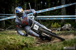 Final Overall Standings for the 2021 DH World Cup Season