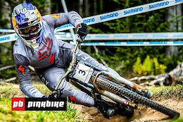 Video: Breaking Down The Snowshoe World Cup DH Race 2 Course with Ben Cathro - Inside The Tape