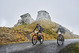 Bart Classens Tames Rain-Shortened High Mountain Queen Stage - Appenninica MTB Stage Race 2021