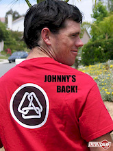 Johnny's Back...