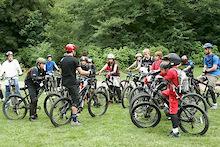Squamish, BC Mountain Bike Summer Camp