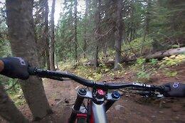 Video: Crankworx BC Sun Peaks DH Course Preview