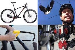 Slack Randoms: An Enclosed Gearbox Drivetrain, A Walkie Talkie Helmet & More