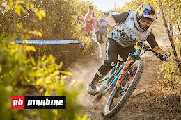 Video: 8 Minutes Of Slow Mo Enduro Racing from EWS Finale Ligure 2021