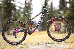 9 DH Bikes from Crankworx BC 2021
