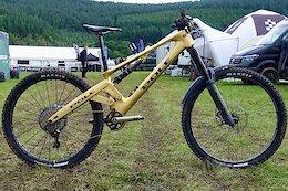 Bike Check: Joe Nation's Pole Prototype EWS Race Bike