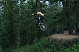 Video: From Big Jumps to Rocky Descents at Teton Pass in Jackson Hole